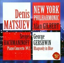 Rachmaninoff: Piano Concerto, No. 2 / Gershwin: Rhapsody in Blue, New Music