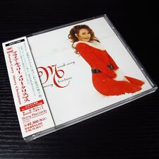 Mariah Carey - Merry Christmas JAPAN CD+Bonus Track W/OBI Mint #128-1
