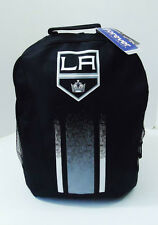 Los Angeles Kings LA Hockey BACKPACK BAG 18 x 13 x 6  New NHL Primetime
