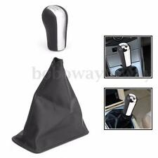 5 Speed Gear Stick Shift Knob & Gaiter Boot Cover Car For Toyota Corolla 98-09
