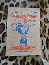 REVUE - LA GRANDE GUERRE DU XXe SIÈCLE n° 3, avril 1915