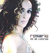 NEW - De Mil Colores by Rosario