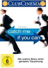 DVD * CATCH ME IF YOU CAN - Leonardo DiCaprio , Tom Hanks # NEU OVP =