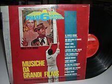 33 TOURS / LP BOF/OST--MUSICHE DA GRANDI FILMS--RIO BRAVO/FUNNY GIRL/HELLO DOLLY