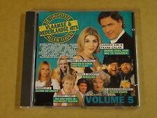 CD / VLAAMSE EN NEDERLANDSE HITS ALLER TIJDEN - VOLUME 5