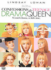 Confessions of a Teenage Drama Queen (DVD, 2004, Disney) - D0212