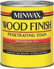 NEW MINWAX PROVINCIAL QUART INTERIOR OIL BASED WOOD FINISH STAIN 8965063