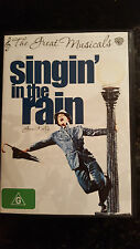 Singin' In The Rain [ DVD ]  Region 4, Like New, Fast Next Day Post...6912