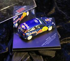 "Skid SKM162 Ford Focus WRC ""Red Bull"" from the Semprit Rally 2000 in 1/43 scale"