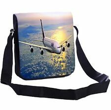 Airbus A380 Small Cross-Body Shoulder Bag Handy Size
