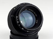 MC HELIOS-44-3M 2/58 M42 mount lens BIOTAR 44 - 3M