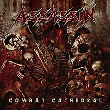 ASSASSIN - COMBAT CATHEDRAL   VINYL LP+CD NEU
