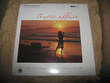 REFERENCE RECORDINGS LP VINYL JIM BROCK  TROPIC AFFAIR RR-31 RARO-1989