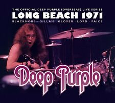 DEEP PURPLE - LONG BEACH 1971  CD NEU