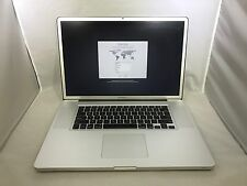 MacBook Pro 17 Mid 2010 2.53GHz 2 Duo 4GB 256GB SSD Excellent