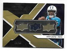 2008 SPX  Winning Materials VINCE YOUNG  (Titans) #/99