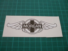 Morgan Stickers 100mm