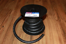 "5/16"" FUEL LINE HOSE 25 FT ROLL THERMOID 24078 GAS E-85 BIO DIESEL USA MADE NEW"