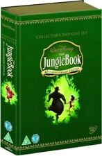 WALT DISNEY THE JUNGLE BOOK 40th ANNIVERSARY EDITION COLLECTOR'S DVD GIFT SET