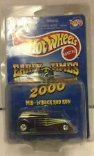 PHAETON 2000 EARLY TIMES CAR HOT WHEELS MID WINTER ROD RUN MIDNIGHT OTTO. New.
