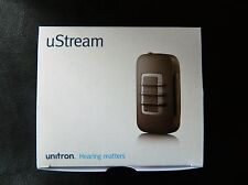 uStream for Unitron hearing aids