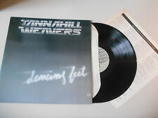 LP Folk Tannhill Weavers - Dancing Feet (10 Song) GREEN LINNET Irish +Insert