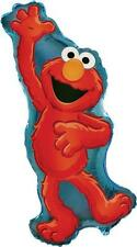 Sesame Street Elmo Shaped Supershape Foil Balloon