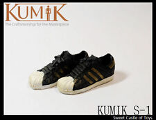 1/6 Kumik Action Figure Accessory Male ADS Sport Shoes Boots S-1 for DAM Phicen
