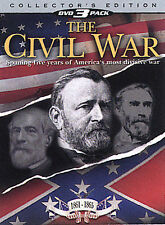 The Civil War (DVD, 2004, 3-Disc Set)