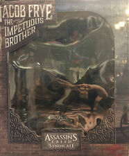 ASSASSIN'S CREED SYNDICATE JACOB FRYE THE IMPETUOUS BROTHERS  PVC STATUE 33cm