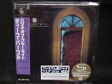 DEEP PURPLE House Of Blue Light JAPAN SHM MINI LP CD PAPERSLEEVE Rainbow Black