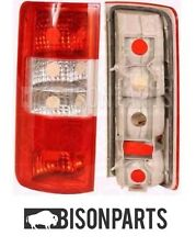 *FORD TRANSIT CONNECT 2002-09 REAR BACK LIGHT TAIL LAMP LENS DRIVER SIDE TRA028