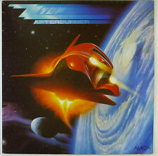 "12"" LP - ZZ Top - Afterburner - k5461 - washed & cleaned"