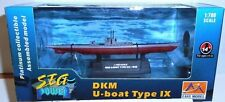 Easy Model MRC Type IXC U-Boat Submarine WWII German U-156 built model 1/700