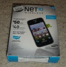 NET10 Wireless  Samsung Galaxy Discover S735C No-Contract Android Cell Phone
