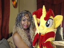 My Little Pony Plush, FIM Sunset Shimmer Plushie