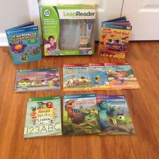 leapfrog leapreader pen books lot Learn To Read Educational Toy