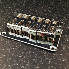 Hardtail chrome quality guitar bridge