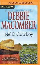 Nell's Cowboy by Debbie Macomber (2016, MP3 CD, Unabridged)