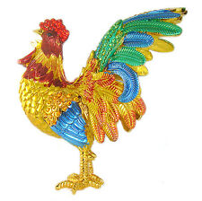 * Chinese New Year Feng Shui * Bejeweled Rooster