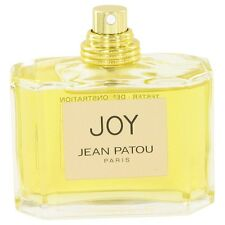 Jean Patou JOY Womens 2.5 oz 75 ml TESTER Perfume Eau De Toilette Spray