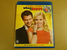 BLU-RAY / WHEN IN ROME ( KRISTEN BILL, JOSH DUHAMEL )
