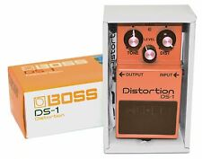 BOSS DS-1 Distortion Guitar Pedal
