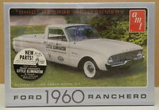 1960 FORD RANCHERO PICKUP TRUCK OHIO GEORGE DRAG RACING ELIMINATOR AMT MODEL KIT