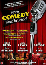 When Comedy Went to School (DVD, 2014)