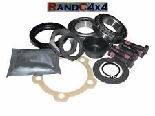 2381 Land Rover Defender Full Wheel Bearing Kit Front  Rear 94  300 V8 TD5 TDCI