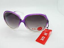 M: Reino Unido diseñador Gafas de sol MUK107758 Nuevo con etiquetas 100% UV Filtro