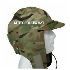 BRITISH ARMY ISSUE MTP GORETEX HAT - USED GOOD CONDITION - SIZE LARGE