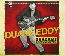Duane Eddy -  Shazam- The Essential Collection | Doppel-CD DEMON MUSIC RECORDS