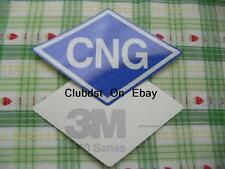 CNG Sticker 3M Decal 4 Compressed Natural Gas Vehicles NGV Laminated dot cngv *